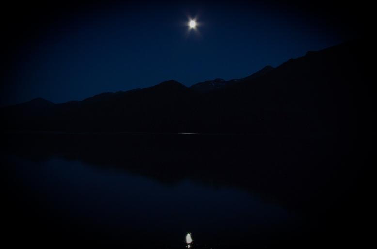 Last Glimpse of Night